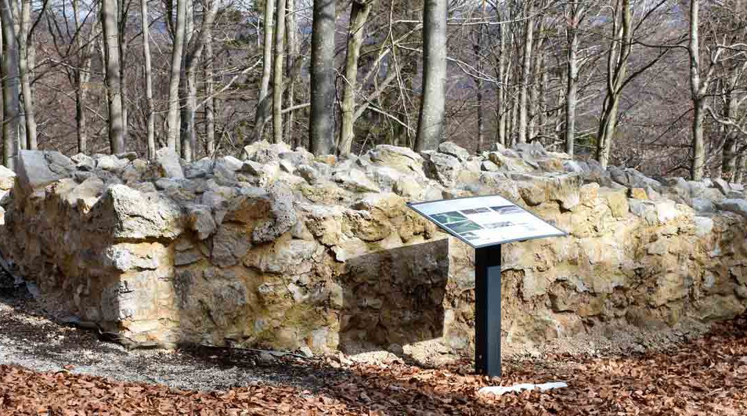 SP Doživimo Claustro (Pohod na Novi Pot in rimski zid)